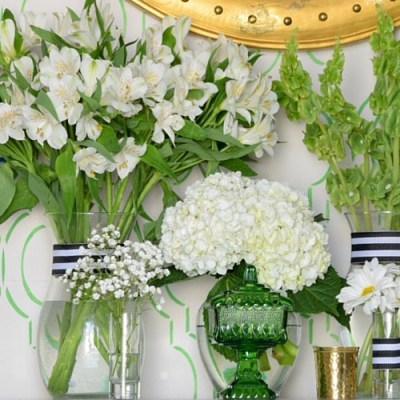 The Art Of A Deconstructed Floral Arrangement