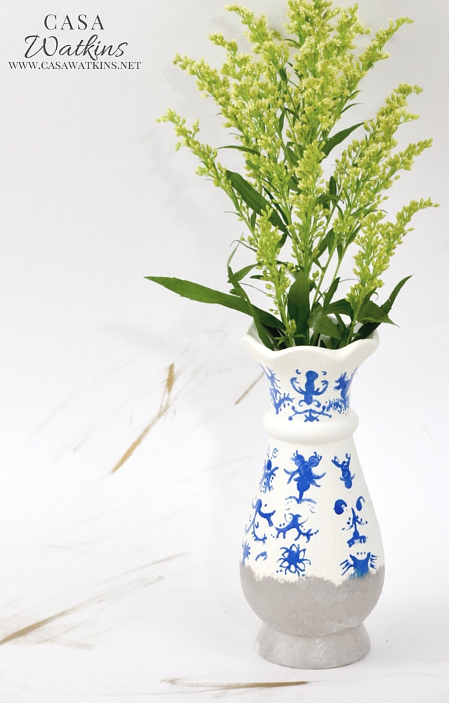 Pottery Barn Lilian Vase Inspired Bud Vases Casa Watkins Living