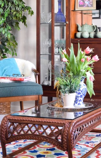 How-To-Style-A-Global-Eclectic-Living-Room-For-Spring