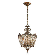 Villegosa 6 Light Foyer Pendant