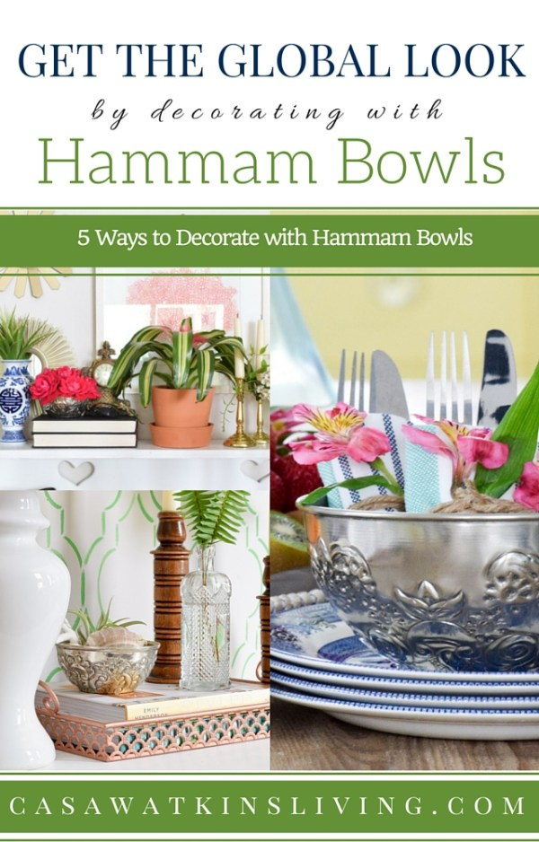 Need to buy some hammam bowls after seeing these 5 ways to use them in my home