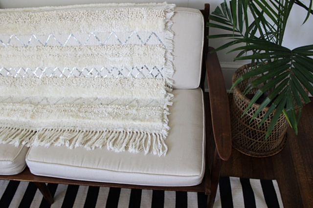 DIY-moroccan-wedding-blanket by White Buffalo Styling Co.