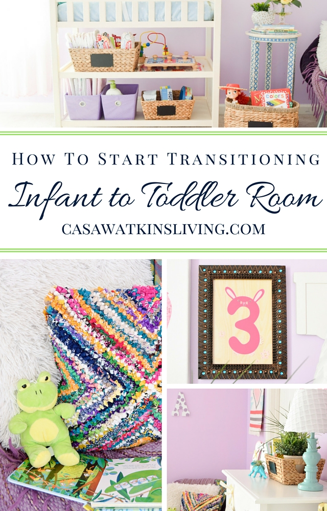 4 decorating tips to keep in mind when decorating infant to toddler room