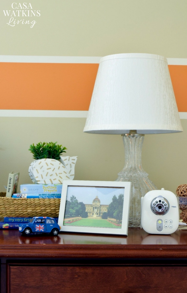 Give lamps a quick makeover with a lampshade swap
