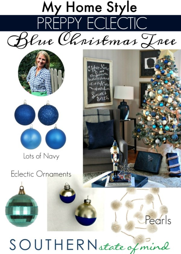 Preppy Eclectic tree via Southern State of Mind