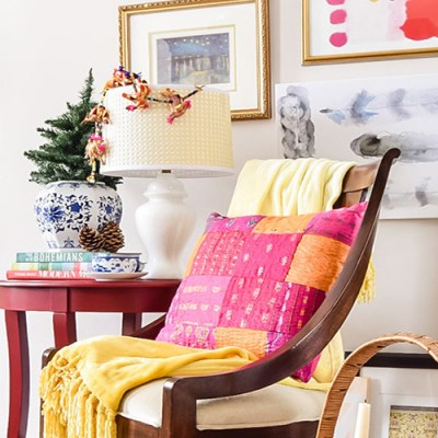 Global Style Christmas Home Tour