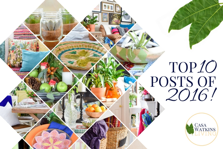 Your Favorite Top 10 Posts of 2016
