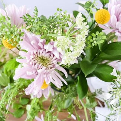 Wild Spring Floral Arrangement