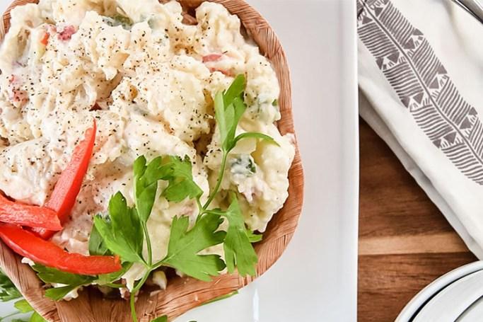 Quick and Tasty Potato Salad Recipe