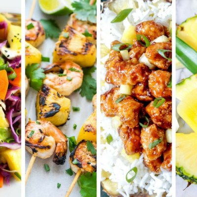 13 Amazing Ways To Cook With Pineapples