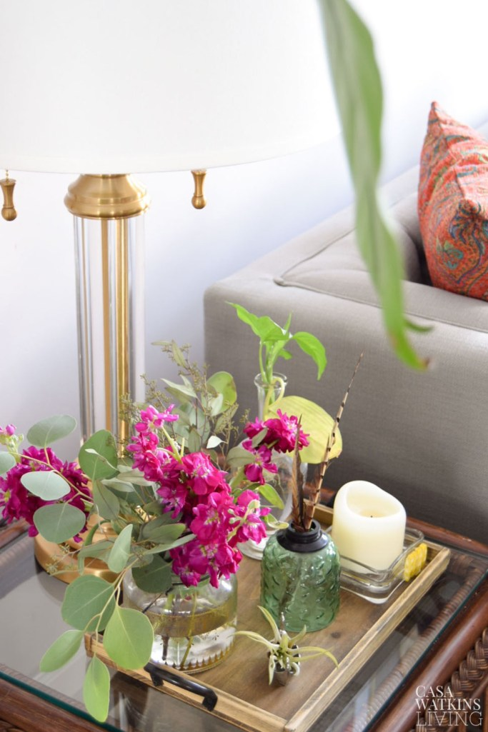 7 Easy Fall Decorating Ideas For The Living Room And