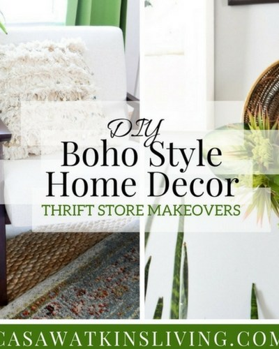 DIY Boho Style Home Decor | Video Tutorial