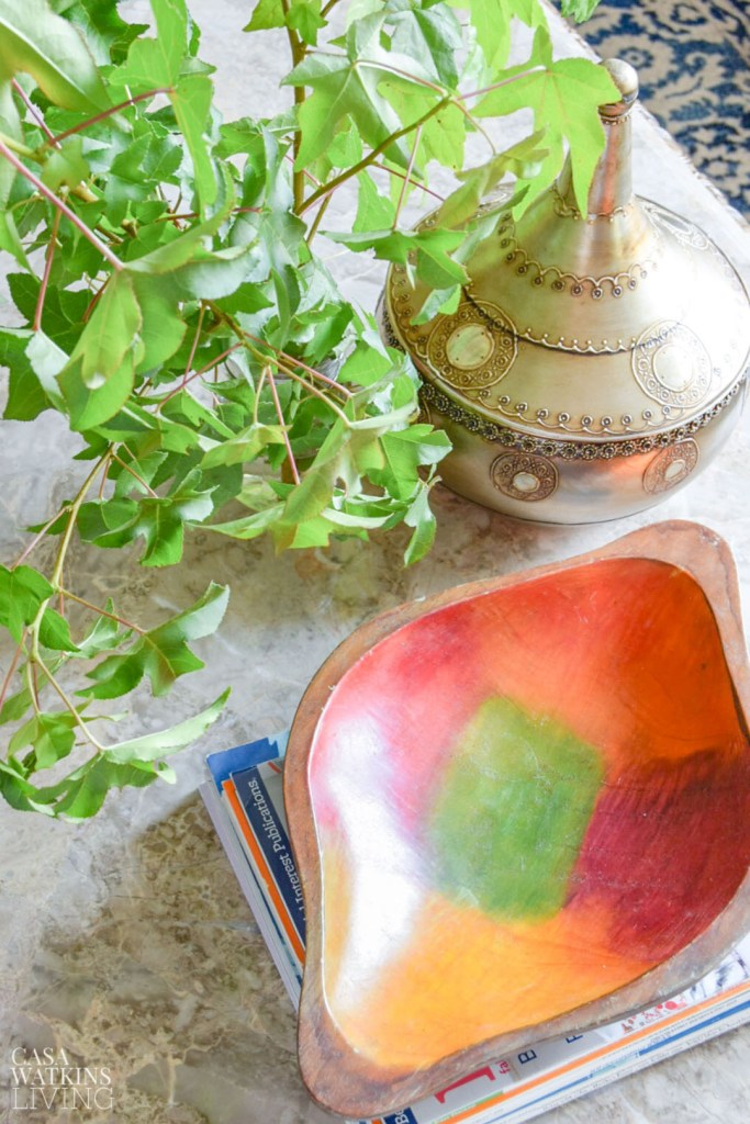 quick decorating ideas for the fall in boho style