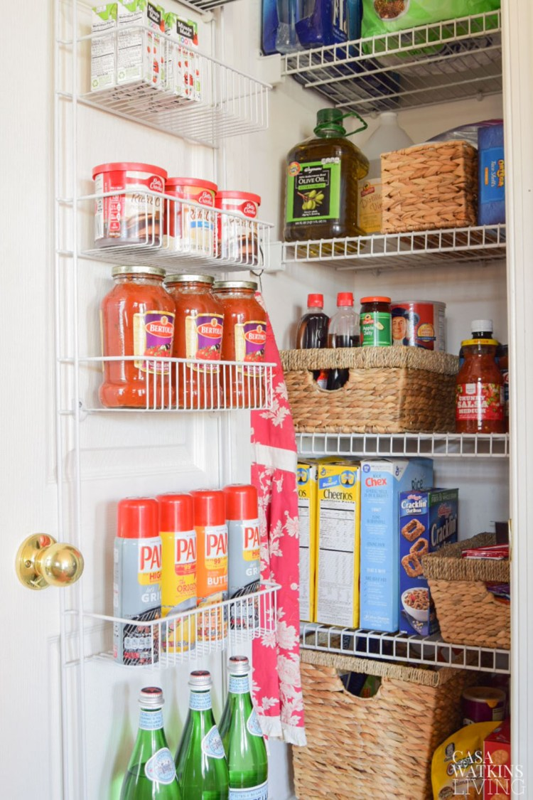 pantry organization tips and ideas