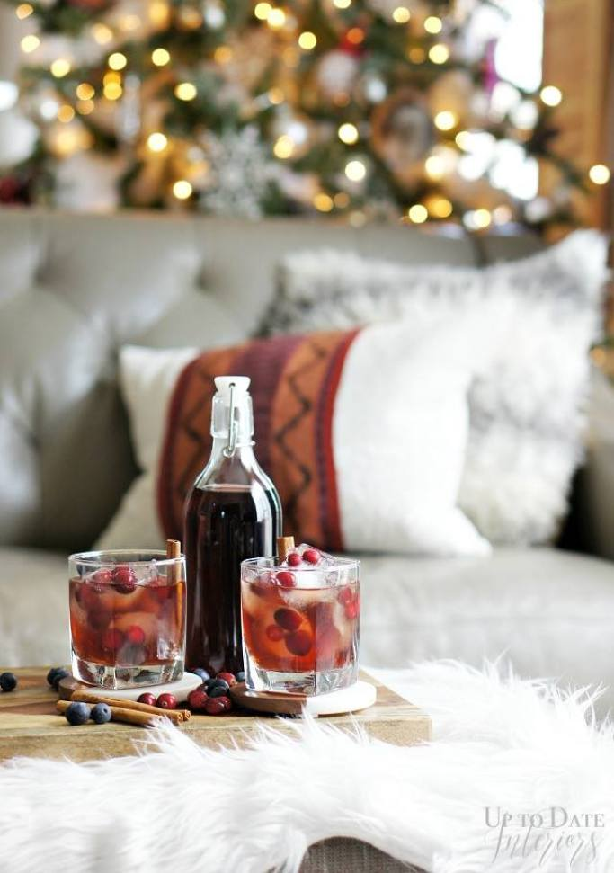Signature Christmas Cocktail- Up To Date Interiors