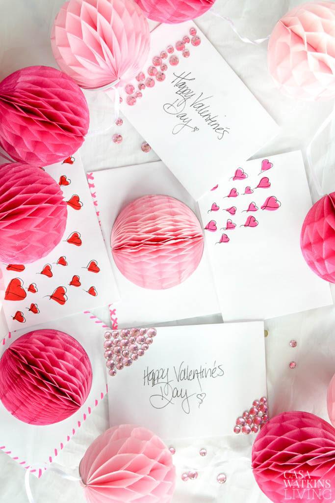 Diy Valentine S Day Envelope Ideas Casa Watkins Living