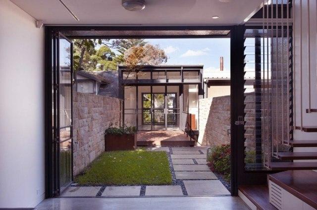 diseño de jardines pequeños modernos