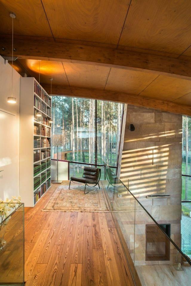 Casas modernas - 50 ideas para decorar interiores on Interiores De Casas Modernas  id=46248