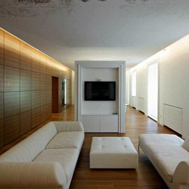 Casas modernas - 50 ideas para decorar interiores on Interiores De Casas Modernas  id=92768