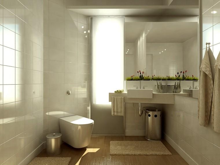 diseño cuarto de baño pequeño