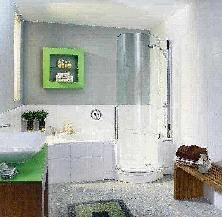 marco superficie color verde claro
