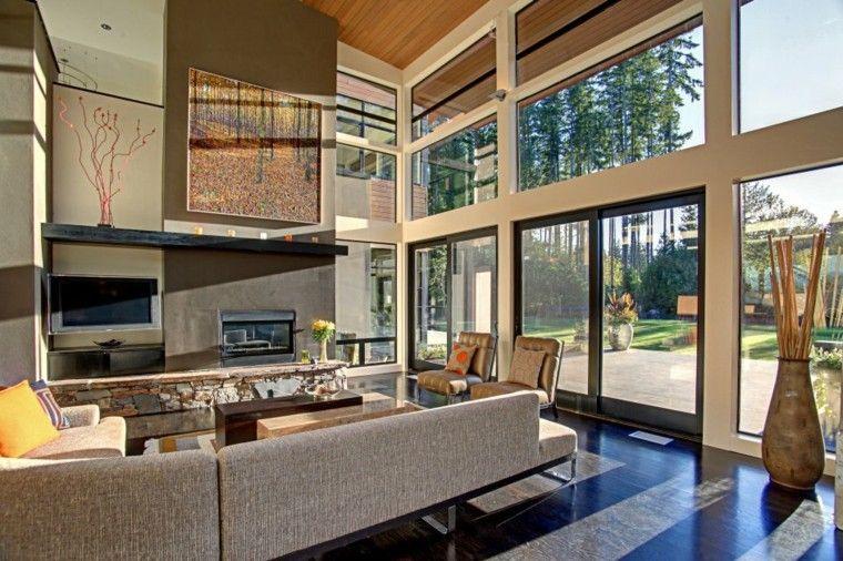 Interiores de casas modernas - 25 estupendas ideas on Interiores De Casas Modernas  id=24361
