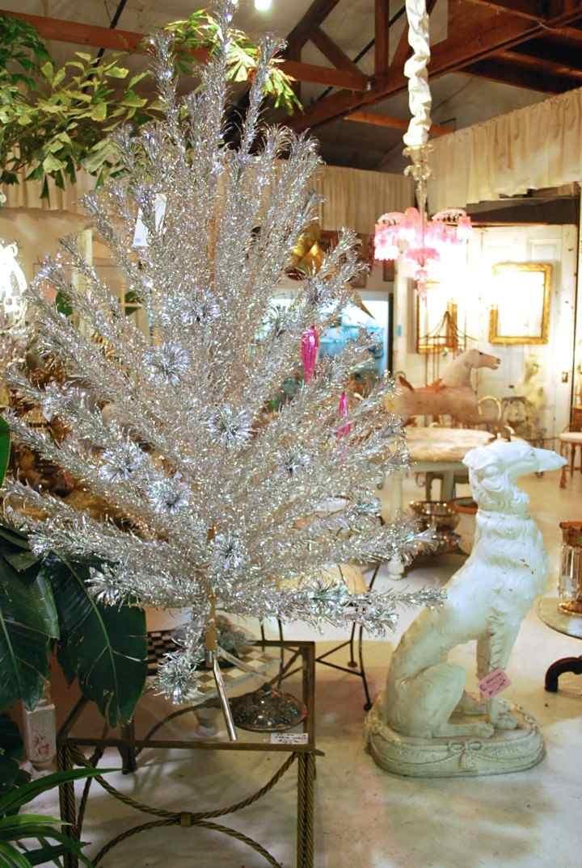 Blanca Navidad De Estilo Vintage Ideas Para Decorar Su Hogar