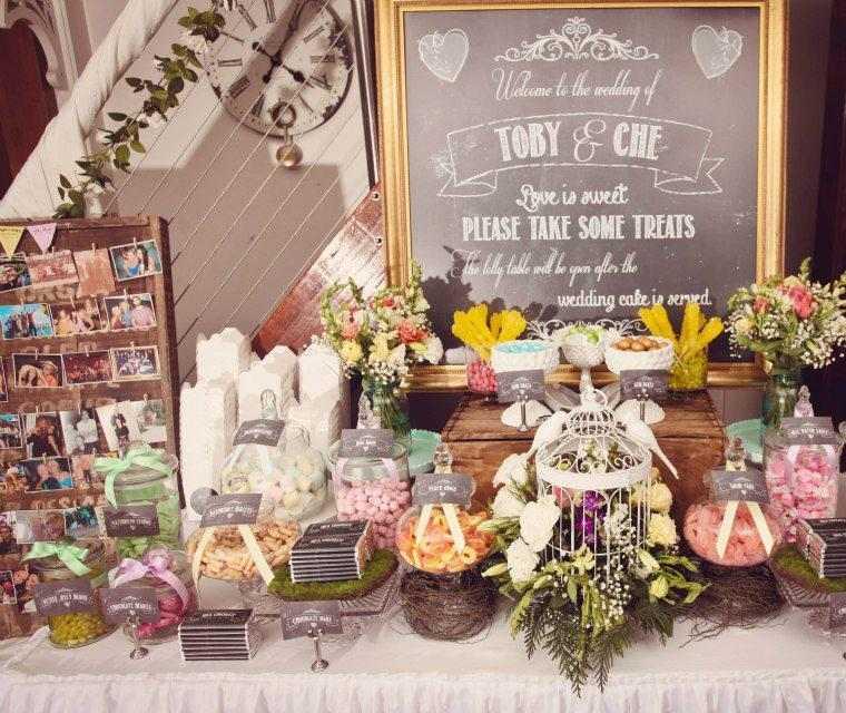 originales adornos dulces vintage