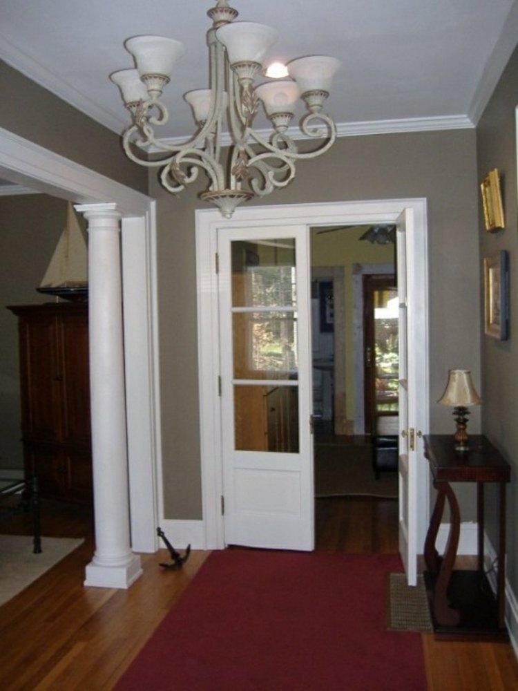 recibidores con encanto decorados diseo - Recibidores Con Encanto