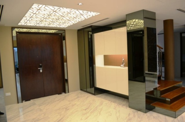 recibidores con encanto modernos minimalistas
