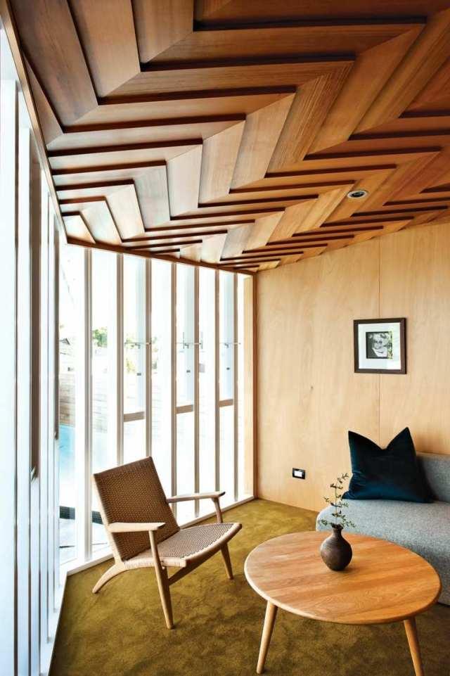 tavan orijinal modern evi dekore etmek için fikirler