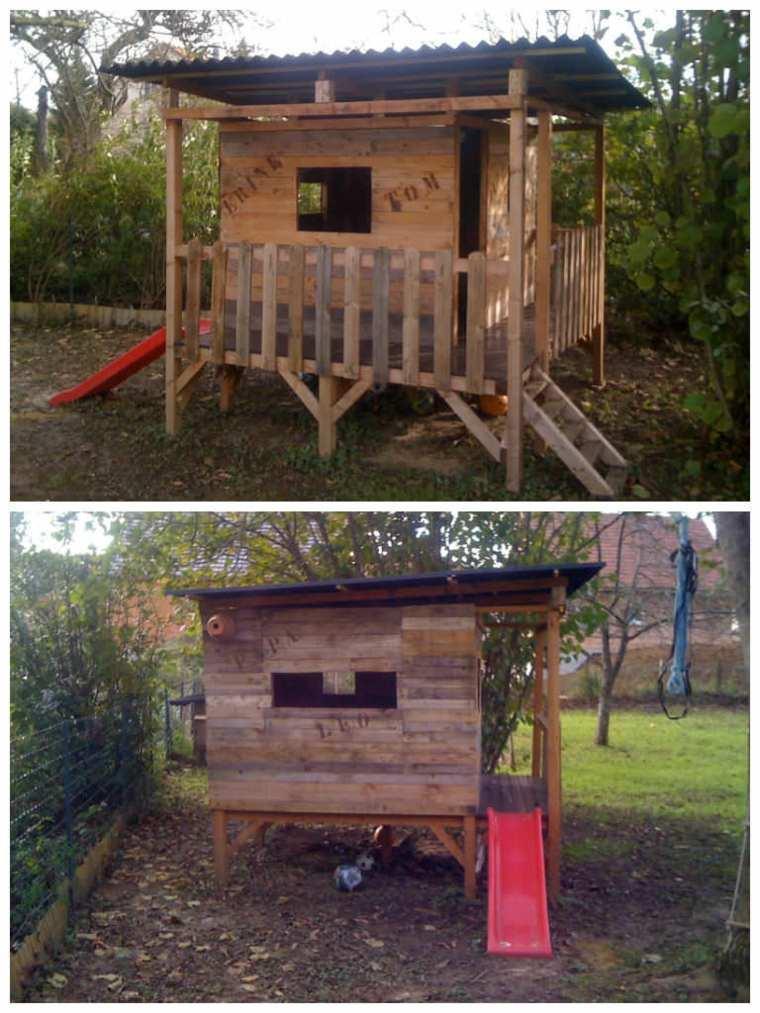 casitas de jardin para ninos