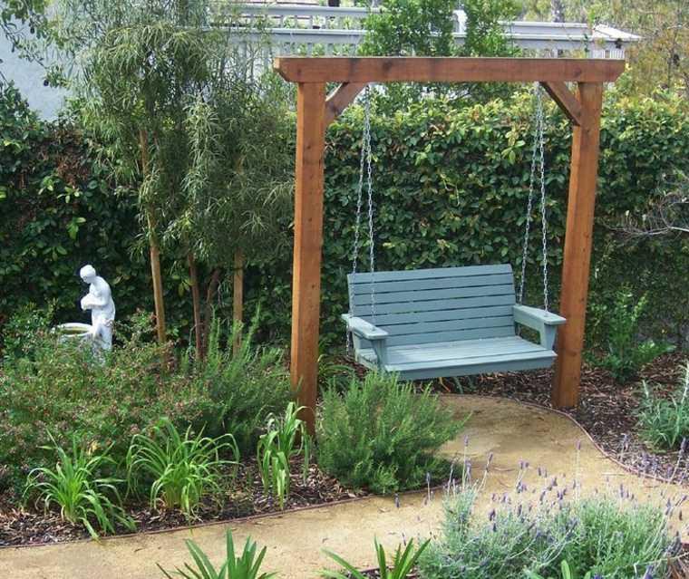 columpios de jardin las mejores ideas