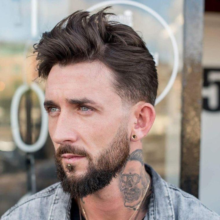 Peinados Modernos Hombre Las Tendencias Para El 2017