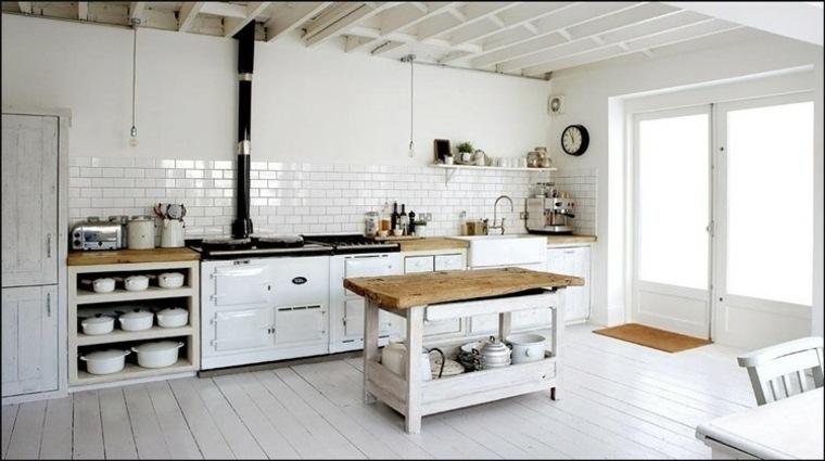 Cocinas Rsticas 30 Fotos Originales Para Crear Un