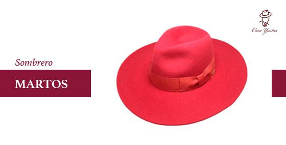 Sombrero Martos