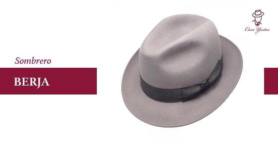 sombrero berja castor vison