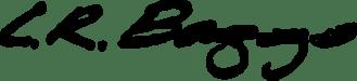 Baggs logo - black