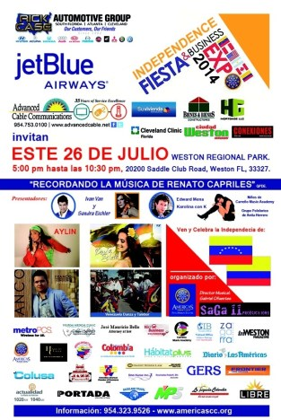 Festival Colombiano Weston 2014  1