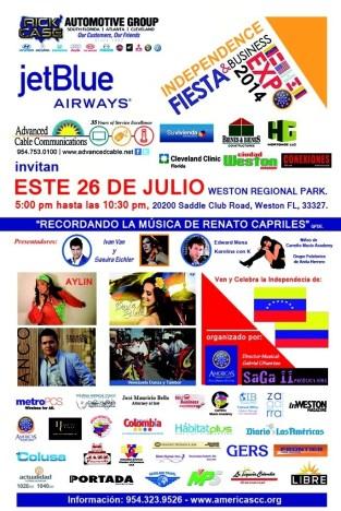 Festival Colombiano Weston 2014  1