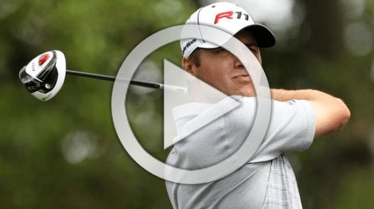 Sean O'Hair golf swing