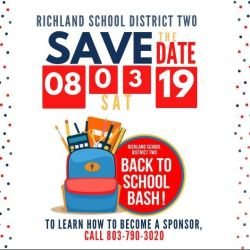 Richland 2 Back to School