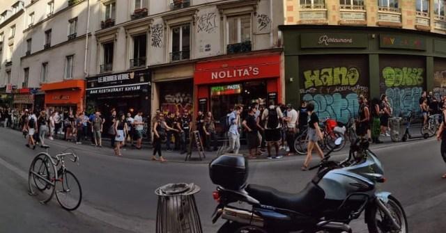 Paris France - SOLD OUT