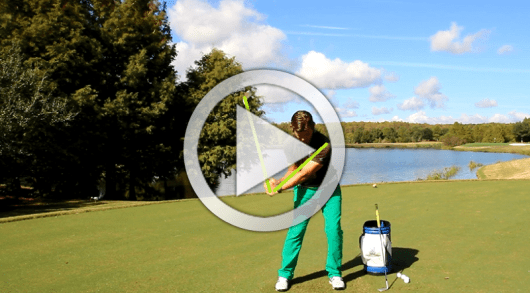 adding lag to your golf swing