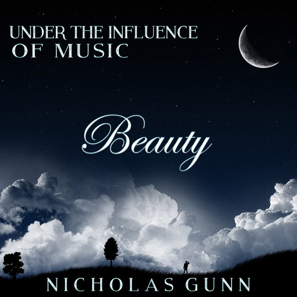 Beauty 2c Under the Influence of Music Cover Art