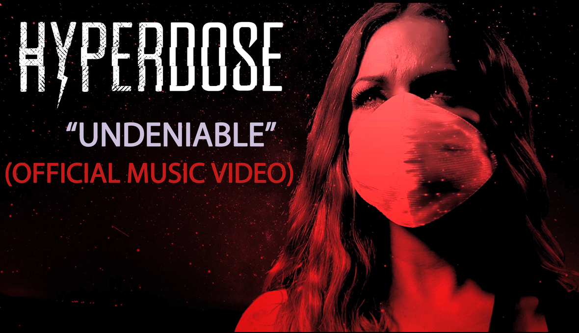 HYPERDOSE UNDENIABLE OFFICIAL MUSIC VIDEO
