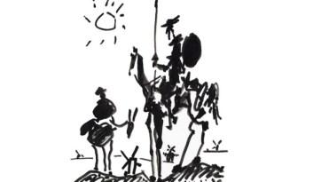 picasso-quijote