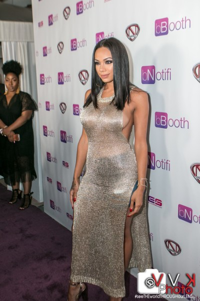 Erica Mena Red Carpet