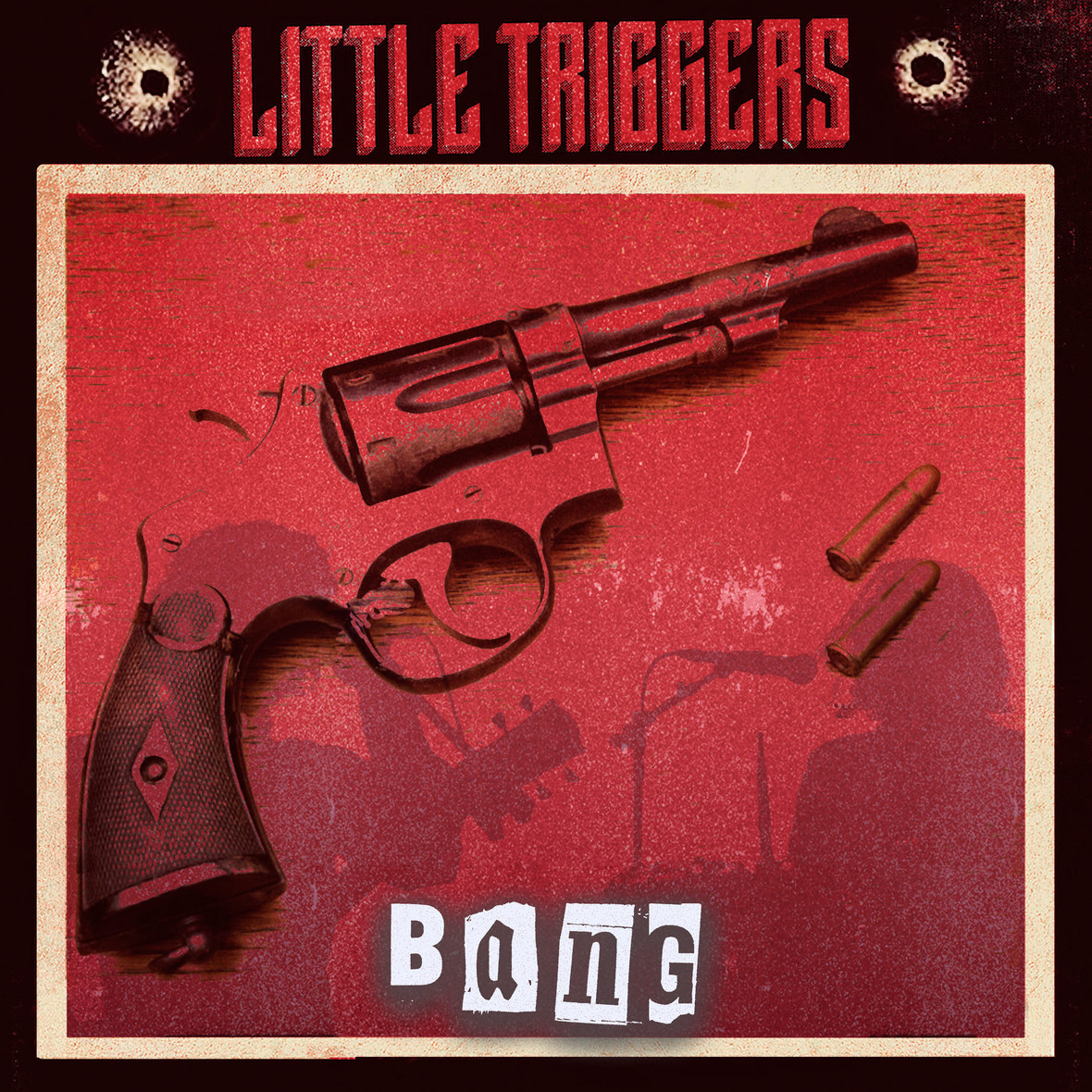 Little Triggers - Bang - Artwork