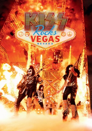 KISS RocksVegas EU DVD HR